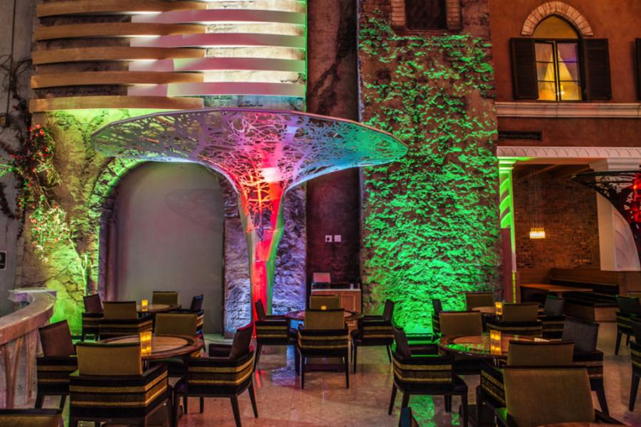 Collaboration Volume Design Studios – Monte Hotel & Casino 360